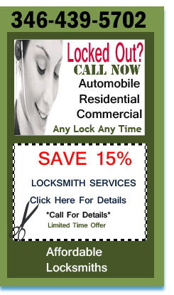 Affordable Locksmiths West Houston Tx